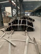 出售重庆约300吨轧硬头尾板