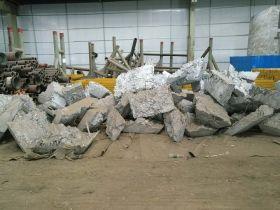 出售青白江约116吨铝锌渣
