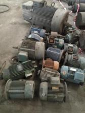 出售新都川冶厂废旧电机约59.33吨