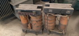 出售眉山约5吨废变压器