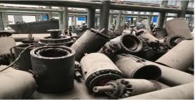 出售青白江报废电机约120吨