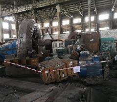 出售青白江冶炼区关停机组备品备件(电机类)资产1批