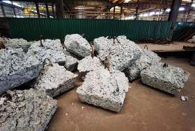 锌渣~200吨